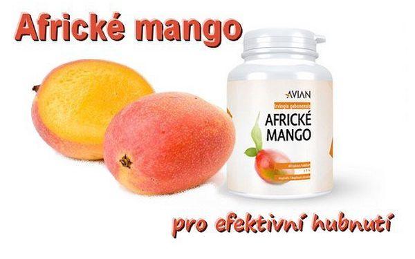 Zázrak jménem Africké mango, nyní akce kup 2 a 3. zdarma