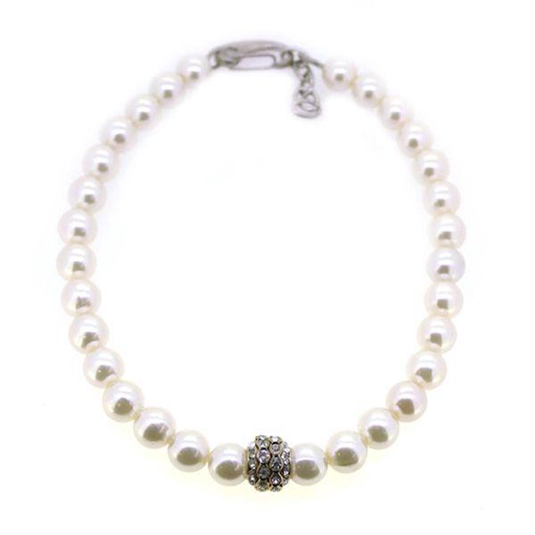 Perleťový náhrdelník od Solv & Art