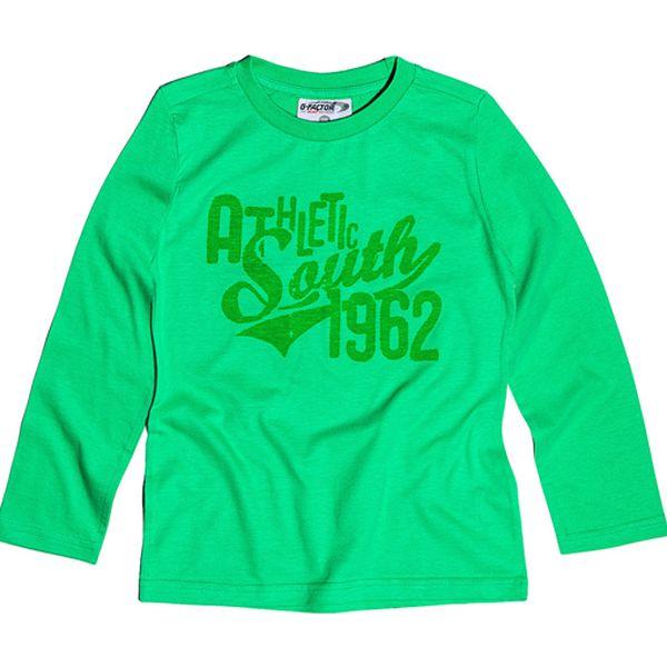 Výrazné zelené tričko od G-factor