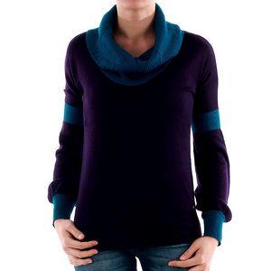 Originální dámský fialový svetr Amy Gee