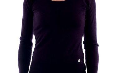 Dámský tmavě fialový svetřík Amy Gee