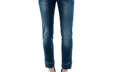 Dámské modré džíny s cvočky Amy Gee