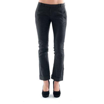 Dámské šedé kalhoty Amy Gee