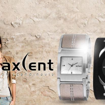 Elegantní HODINKY renomované značky AXCENT již od 1499 Kč! Pánské nebo dámské provedení, moderní design a kvalitní zpracování! Stylové hodinky, které Vám dokonale padnou!