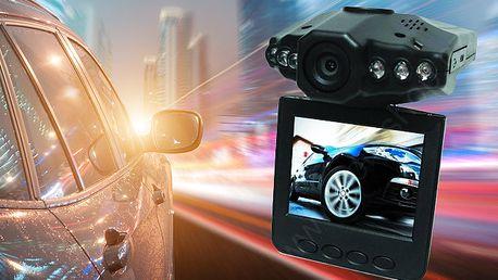 Přenosná kamera do auta
