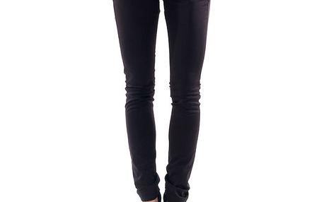 Dámské úzké vínové kalhoty Amy Gee