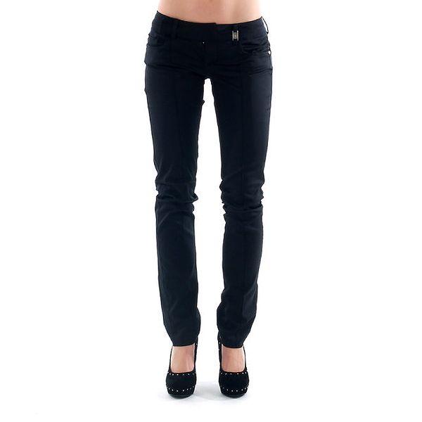 Dámské temně modré kalhoty Amy Gee