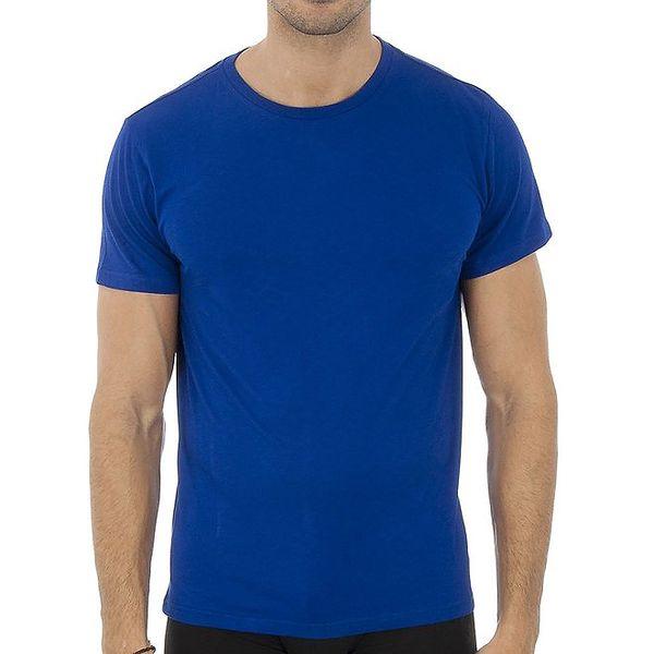 Pánské sytě modré tričko Polo Ralph Lauren