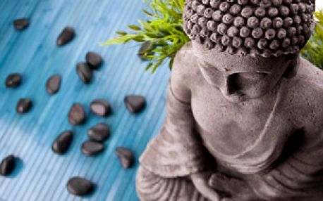 Akupresura a akupunktura pro domácí léčení