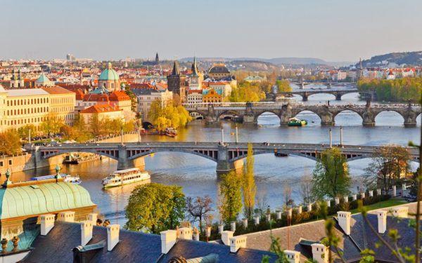 Ubytování v Praze se snídaněmi a kulturou
