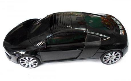 Rádio v tvare auta