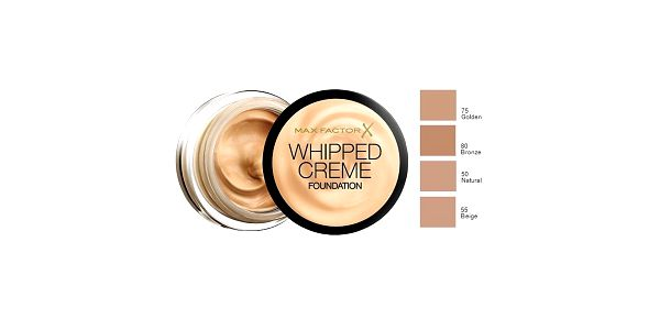 MF Whipped Creme Bronze 80,make-up