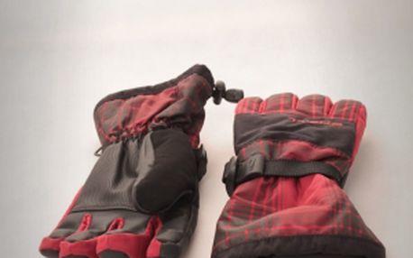 Lyžařské rukavice O´Neill AC MISSION GLOVES - 100% voděodolnost