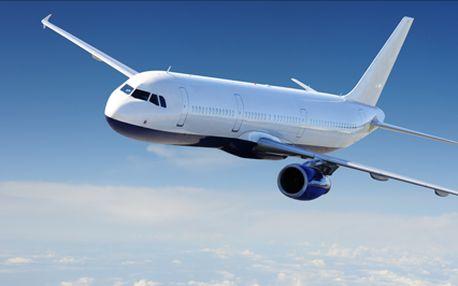 Zpáteční letenky do Thajska v termínu 13.2.-28.2. Užijte si 16 slunečných dní dle libosti.
