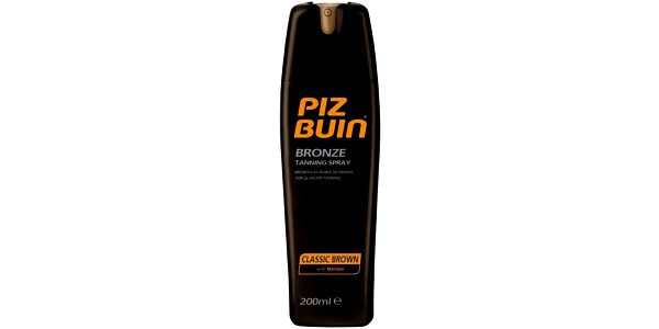 Piz Buin Sprej pro rychlejší opálení Bronze (Tanning Spray) 200 ml