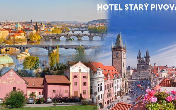 Ubytování Praha za akční cenu