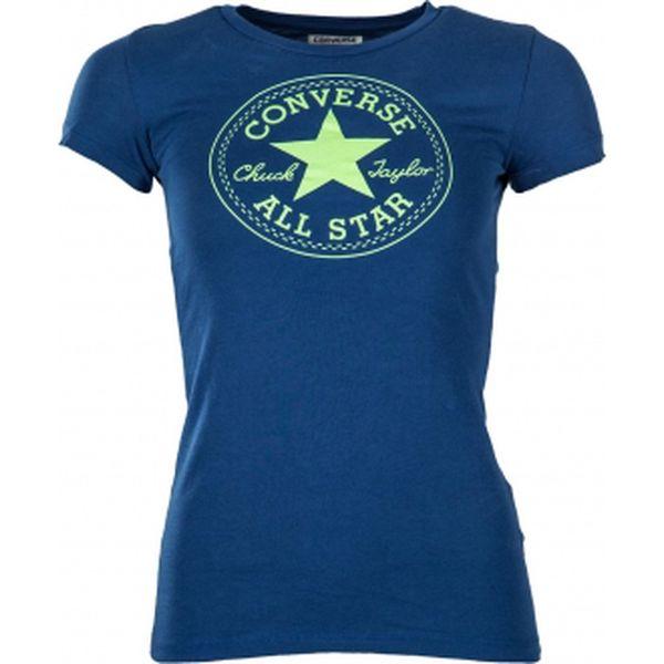 Dámské bavlněné triko - Converse CHUCK