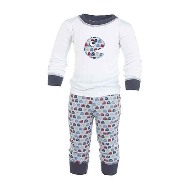 Originální chlapecké pyžamo - motiv Pack Man