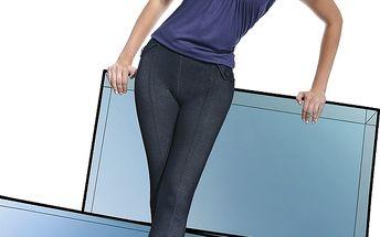 Stylové legíny Bas Bleu Luisa jsou vhodným doplňkem ke každému outfitu