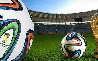 Oficiální kopací míč Adidas, se kterým se letos bude hrát MS v Brazílii 2014