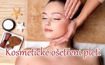 Kompletní OŠETŘENÍ PLETI s masáží obličeje, krku a dekoltu profesionální italskou kosmetikou Alissa Beauté! Krásná, svěží a mladistvá pleť je snem každé ženy, dopřejte své pleti relax který si zaslouží ve studiu Art de la Beauté na Praze 5!