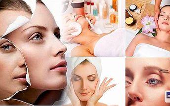 Hýčkejte svou pleť! Kosmetická kůra proti vráskám s kosmetickými přípravky Dermaclinic + mikromasáž očního okolí jako dárek. Zajistí vám dokonalou péči a regeneraci! Vhodné i pro citlivou pleť 30+