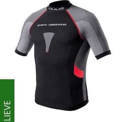 Unisex triko Relieve line - krátký rukáv pro celoroční sportovní či jiné outdoorové aktivity
