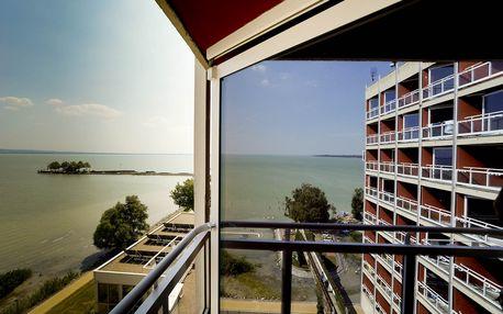 Jarný 3-dňový wellness pri Balatone v hoteli Helikon pre 2 osoby s plnou penziou, bezénom a saunou len za 99 €