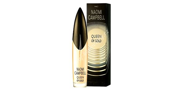 Naomi Campbell Queen of Gold EDP, parfémovaná voda 30ml
