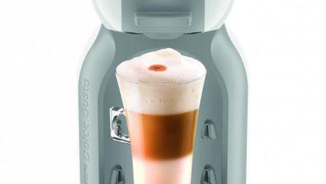 Kávovar je vhodný pro horké i studené nápoje Krups KP 1201 NESCAFÉ® Dolce Gusto Mini Me