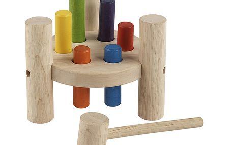 Stůl na zatloukání