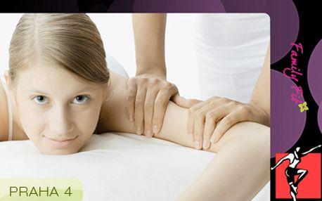 Dornova metoda + Breussova masáž od 299 Kč! 60 minut úžasné regenerace!
