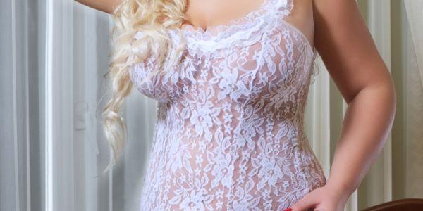 Luxusní erotická košilka Angel pro večery plné vášně.