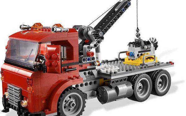 Stavebnice LEGO CREATOR 7347 Dálniční odtah