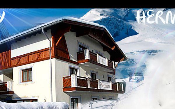 4 nebo 5 dní v rakouském SÖLDENU pro 1 osobu s POLOPENZÍ a ubytováním v penzionu HERMINE již od 3 399 Kč. Užijte si výživnou lyžovačku na ledovci v ALPÁCH. Čeká vás bezmála 150 km sjezdovek, nedaleko termální lázně v Längenfeldu a mnoho dalšího.