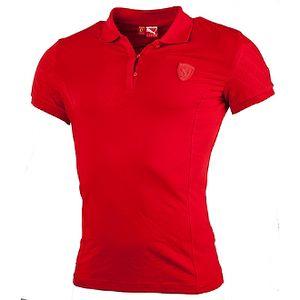 Dámské polo tričko - Puma FERRARI POLO červená