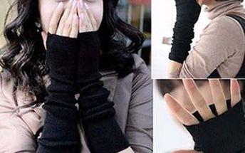 Zimní návleky na ruce a poštovné ZDARMA! - 4307765