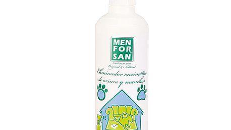 MENFORSAN Odstraňovač moči, pachu a skvrn (Urine and Stain Enzyme Remover) 500 ml