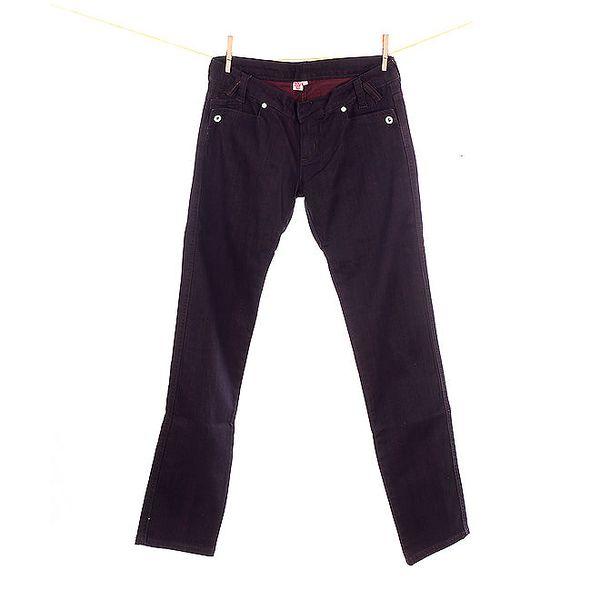 Dámské rovně střižené kalhoty Fundango