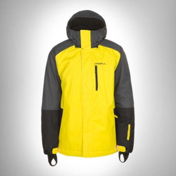Svítivá pánská zimní bunda o´neill pmex district jacket