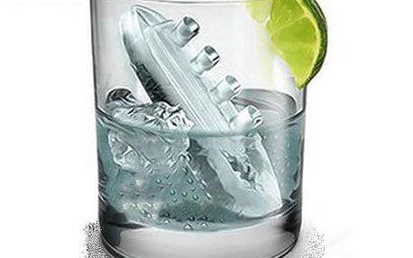 Formička na led ve tvaru Titaniku a ledových ker a poštovné ZDARMA! - 4103221