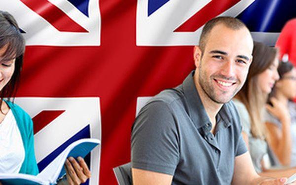 Angličtina - mírně pokročilí
