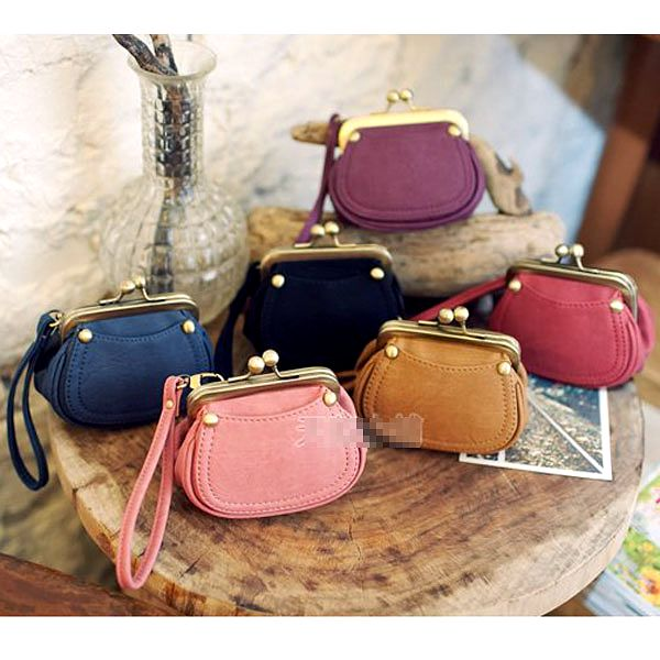 Elegantní dámská mini peněženka - více barev a poštovné ZDARMA! - 4807781