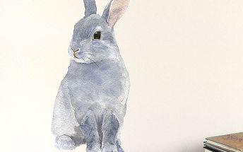 Tapetka - králíček mini (21 x 30 cm)