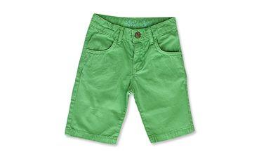 Zelené šortky