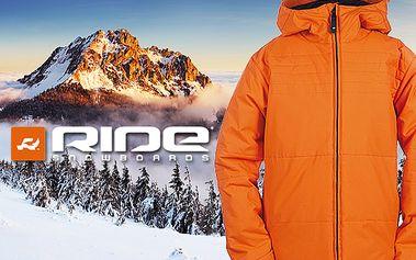 Profesionální zimní bundy a kalhoty Ride pro děti