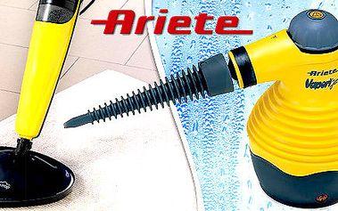 Ekologické parní čističe a mop Ariete