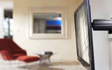 Designový nástěnný držák na LCD TV