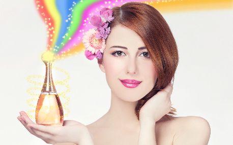 Vyrobte si vlastní parfém za 849 Kč! Přímo pod Pražským hradem!