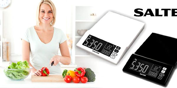 Kvalitní kuchyňské váhy SALTER